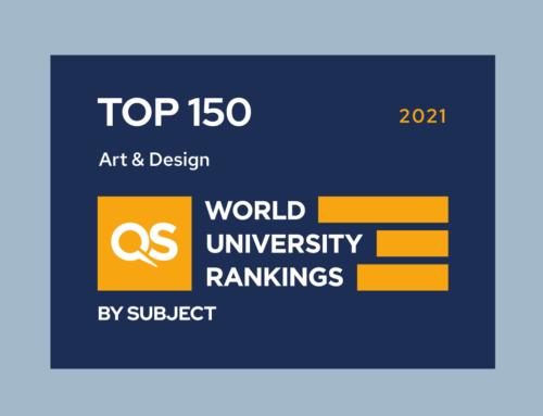 Domus Academy入圍全球前150大「藝術與設計」院校!