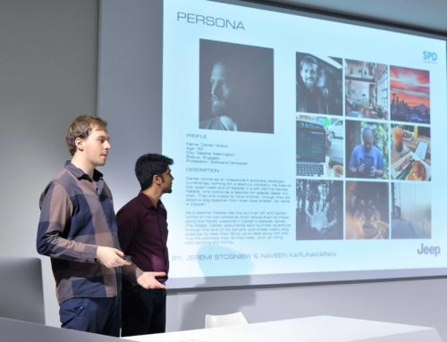 SPD米蘭工業設計學院室內設計畢業生Ricky Zheng實習經驗分享