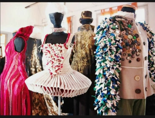 Accademia di Costume & Moda 羅馬服裝與劇服設計學院大學課程